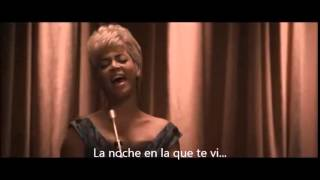 At Last - Beyoncé (Etta James) sub. Español | Cadillac Records