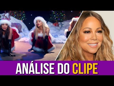 Mariah Carey Analisa: Ariana Grande Thank U Next