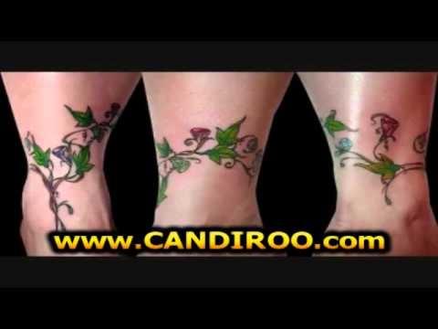 Tatuajes En El Tobillo Para Mujeres Y Hombres Youtube