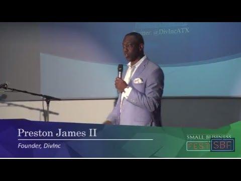 Preston James II Stage Presentation SBF 2017