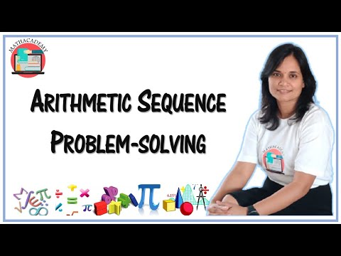 Arithmetic Sequence - Problem Solving | Sequences & Series | Mathacademy
