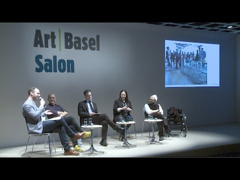 Salon | Real Talk | Art Fair Art