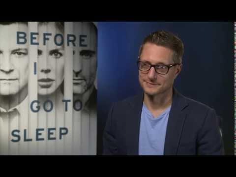 Rowan Joffe on adapting S.J. Watson's bestseller BEFORE I GO TO SLEEP for the screen
