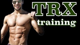 trx training complet musculation by bodytime
