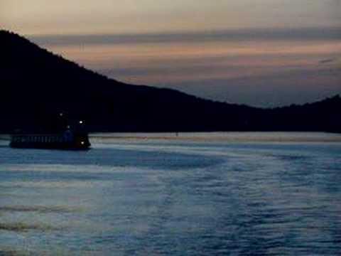 Seaspan Doris, tug and barge from SoVI - Summer