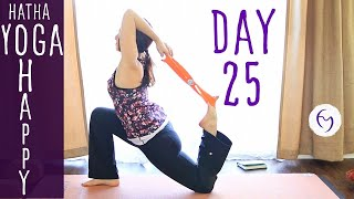 Day 25 Hatha Yoga Happiness: Plan Some Fun with Friends