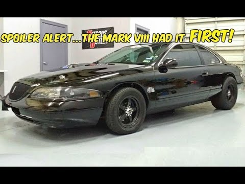 """the-cheapest-rwd-""""cobra""""-you-can-buy!-(1993-1998-lincoln-mark-viii)"""