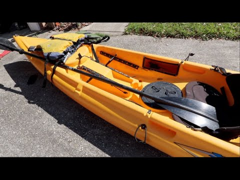Why I Bought A 200 Kayak Youtube