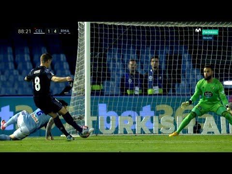 Toni Kroos vs Celta Vigo (A) 16-17 1080i HD (17/05/2017)