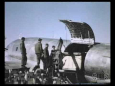 Unloading Freight from a C-46 at Barter Island