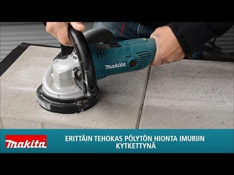 Машина за шлайфане на бетон и камък MAKITA PC5000C #n5W0jBWZ7tE