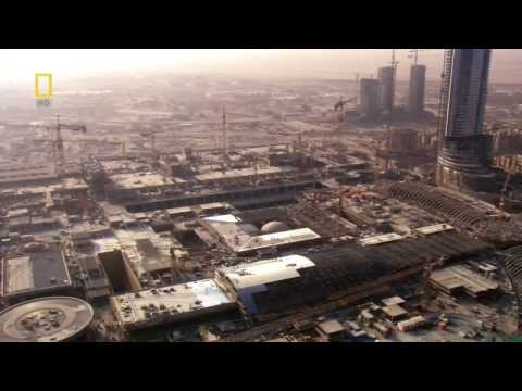 Dubai Expo 2020 - Dubai The Worlds Largest Shopping Mall Megastructures HD