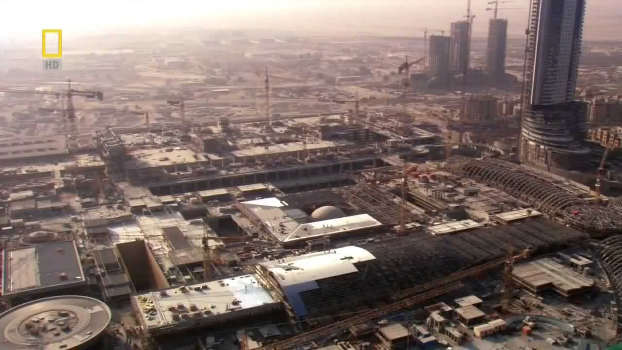 Dubai Expo 2020 Dubai The Worlds Largest Shopping Mall Megastructures Hd Youtube