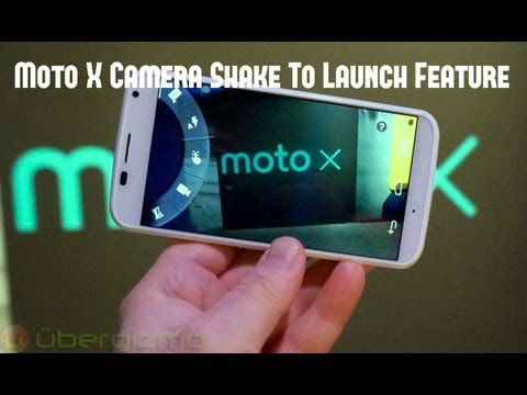 How to Recreate Moto X Camera Shake (Tasker)