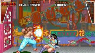 Kaiser Knuckle Dan Ku Ga Global Champion Match 17