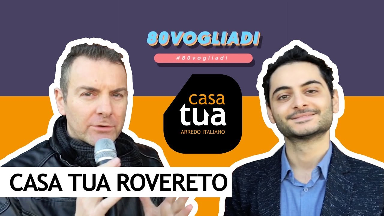 casa tua rovereto youtube