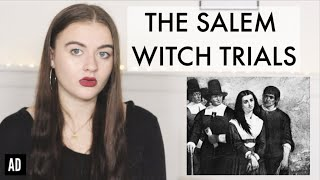 THE SALEM WITCH TRIALS | A HISTORY SERIES