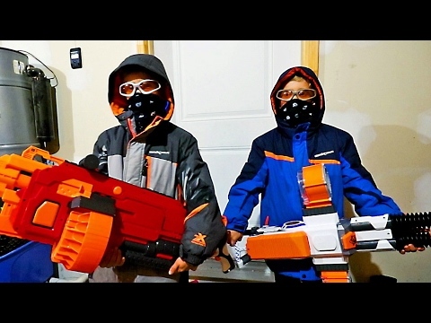 Thumbnail: Elite Nerf Strike: Arsenal | Movie Part 3 (Nerf War)