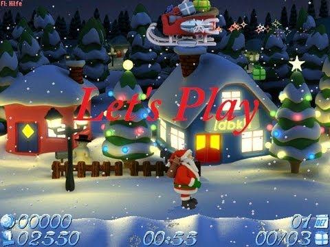 Weihnachtsmannspiel