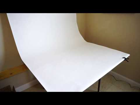 How To Build  A Photo Table For eBay Online Reselling Cheap & Easy