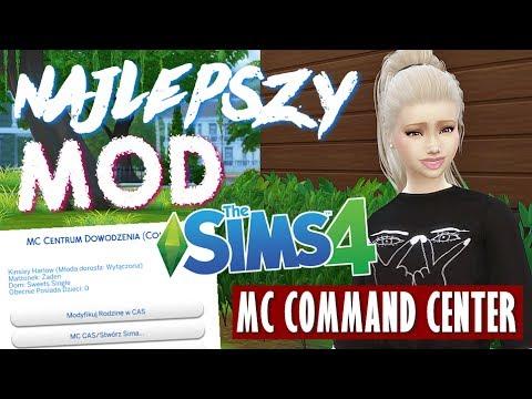 NAJLEPSZY MOD do The Sims 4! wszystko o MC COMMAND CENTER!