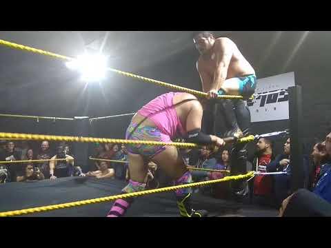 Francis Rodríguez vs Taylor Wolf