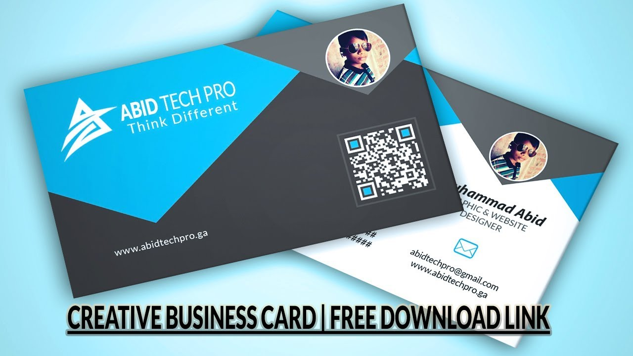 Download free professional creative business card psd single download free professional creative business card psd single download link ps tutorial reheart Choice Image
