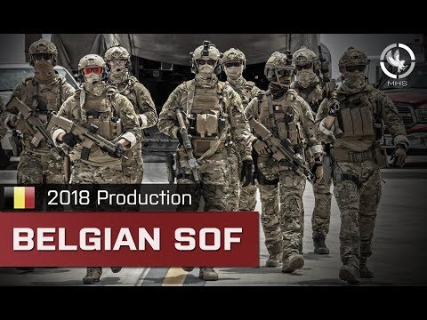 """Belgian Special Forces 