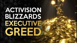 The Darker Side Of Activision Blizzard