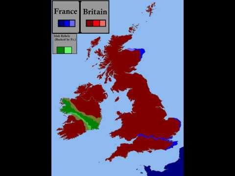Napoleonic Invasion of Britain - Alternate History