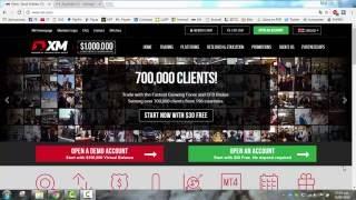 Crear Cuenta En El Broker XM | Forex | Invrex