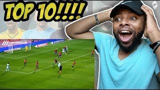 Top 10 Goalkeepers 2017 ● HD Reaction