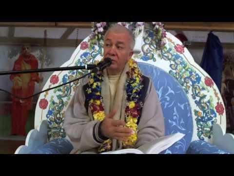 Шримад Бхагаватам 1.8.19-21 - Чайтанья Чандра Чаран Прабху