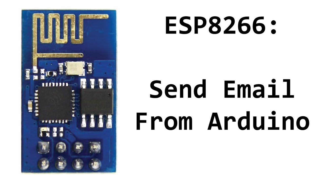 ESP8266 Wifi RangeDistance Tests Wi07C  YouTube