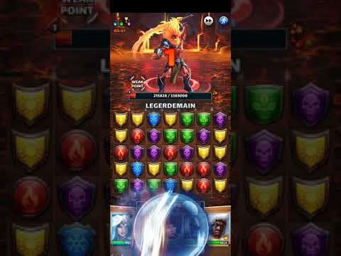 Let's Test Out Miki Vs 11* Red Titan - Empires And Puzzles