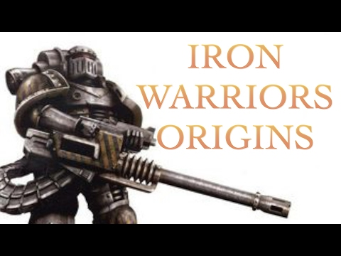 40 Facts and Lore on the Iron Warriors Warhammer 40k Spacemarine