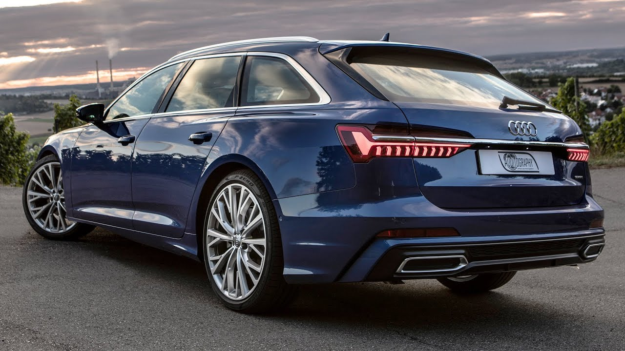 Finally Making Way For The Rs6 C8 New 2019 Audi A6 Avant 45tfsi Quattro New Engine