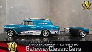 "1955 Chevrolet Nomad ""Phantom Delivery"""