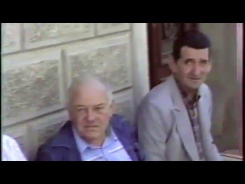 Bastelica - Le four de Costa - Aout 1990