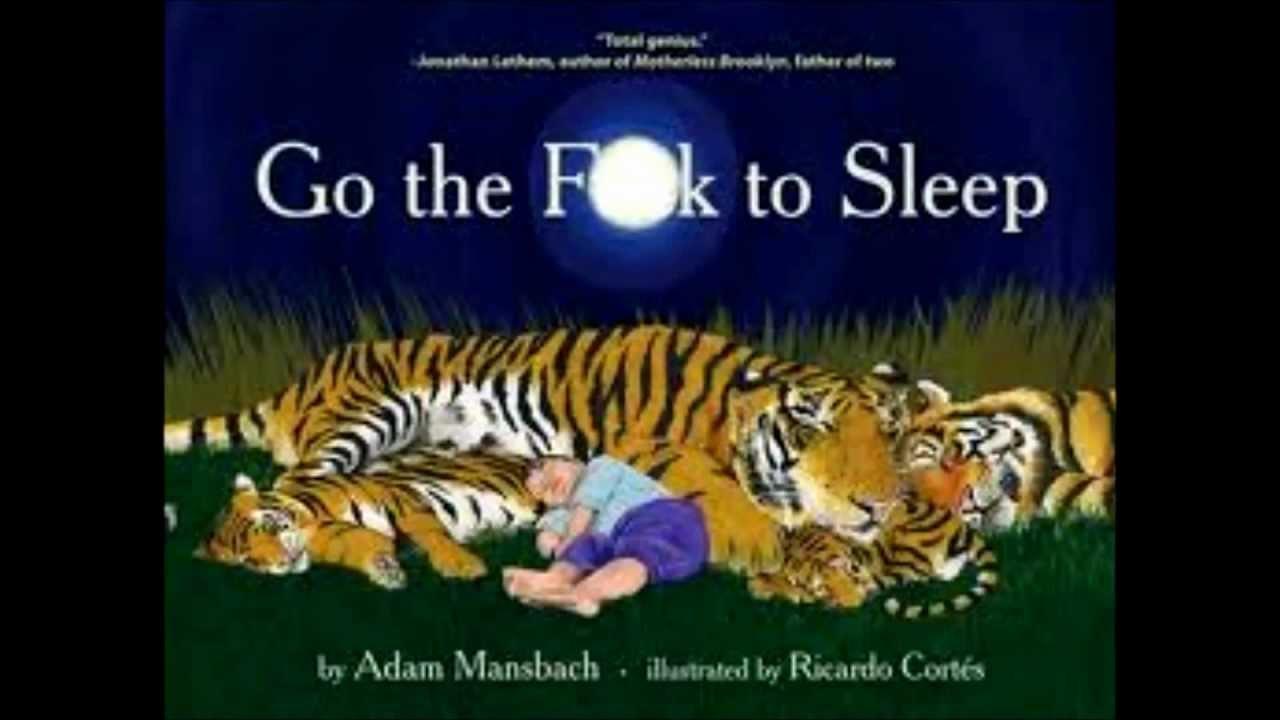 orange, lemon and mango read: i don't want to go to bed! - youtube