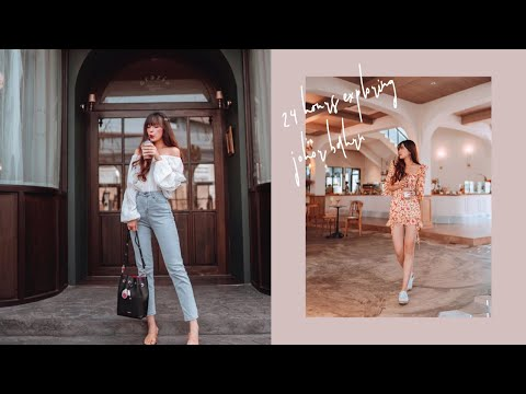 24 HOURS IN JOHOR BAHRU (JB) • STAYCATION + CAFE GUIDE | VLOG