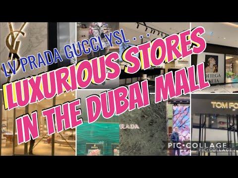 DUBAI MALL BRANDED SHOPS | Largest Mall | sweet danila