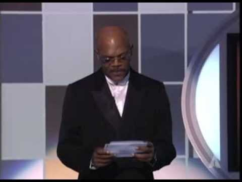 Samuel L. Jackson Presents Documentary Oscars® in 2001
