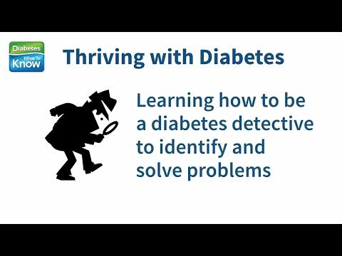 Diabetes Problem Solving