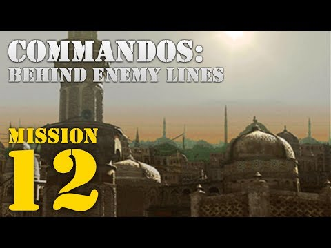 Commandos: Behind Enemy Lines -- Mission 12: Up on the Roof