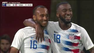 MNT vs. France: Highlights - June 9, 2018