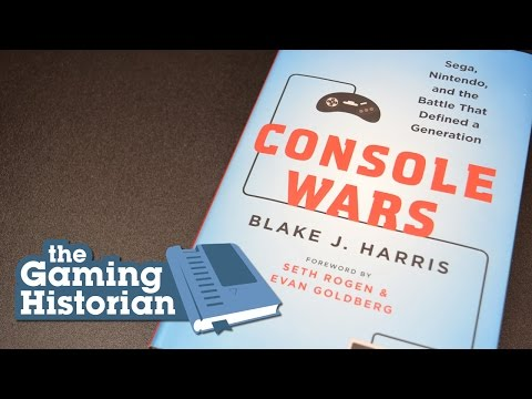 Console Wars Book Review – Gaming Historian