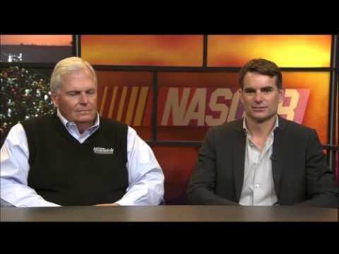 Jeff Gordon Retirement Video