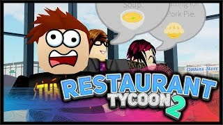 UPGRADING MC'RONALDS & NEW FURNITURE! | Roblox Restaurant Tycoon 2