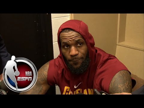 LeBron James on Lance Stephenson: 'Lance is just a little dirty' | ESPN